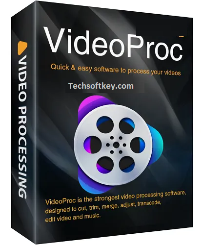 VideoProc 4.2 Crack + Activation Key Full Latest Version 2021 Here