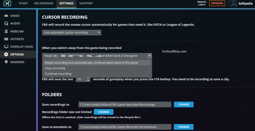 FBX Game Recorder Key