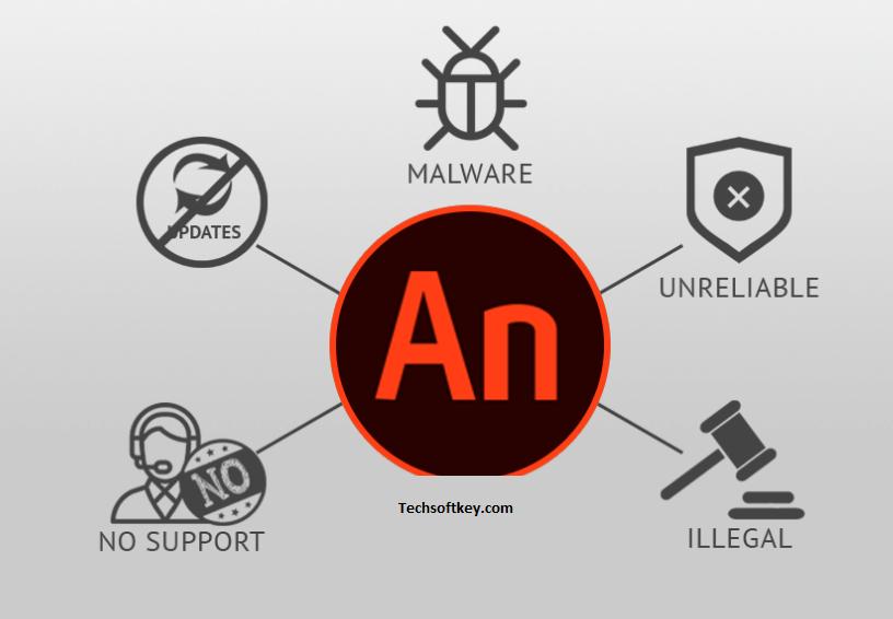 Adobe Animate CC 2021.21.0.7.42652 Crack &  Patch Keygen Full Free Download