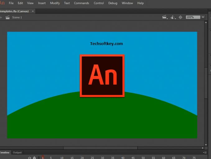 Adobe Animate CC Key