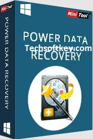 MiniTool Power Data Recovery 10.0 Crack + Full Keygen Download