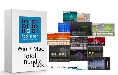 FabFilter Total Bundle 2021.6.11 Crack +Keygen & Torrent Free Download